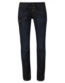 Freeman T. Porter Amelie Straight Leg Jeans Eclipse afbeelding
