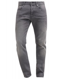 Gstar 3301 Low Tapered Jeans Tapered Fit Accel Grey Stretch Denim afbeelding