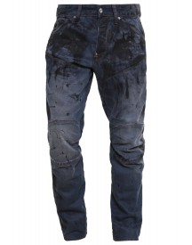 Gstar 5620 3d Tapered Jeans Tapered Fit Dawken Grey Denim afbeelding