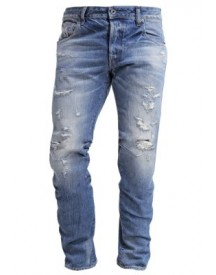 Gstar Arc 3d Slim Slim Fit Jeans Scatter 13oz Denim afbeelding