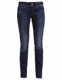 Gstar Midge Saddle Mid Straight Straight Leg Jeans Denim afbeelding