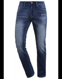 Hollister Co. Terry Slim Fit Jeans Dark Wash afbeelding