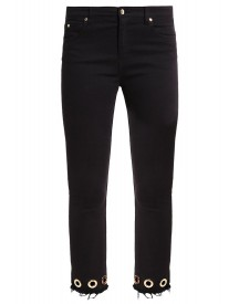 Ivy Revel Body Talk Slim Fit Jeans Black afbeelding