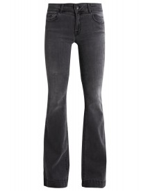 J Brand Lovestory Flared Jeans Night Bird afbeelding