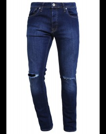 Jack & Jones Jjiglenn Jjoriginal Slim Fit Jeans Blue Denim afbeelding