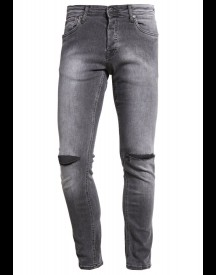 Jack & Jones Jjiglenn Jjoriginal Slim Fit Jeans Grey Denim afbeelding