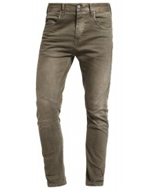 Jack & Jones Jjiluke Jjecho Jeans Tapered Fit Olive Night afbeelding