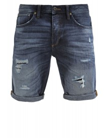 Jack & Jones Jjirick Jeans Shorts Blue Denim afbeelding