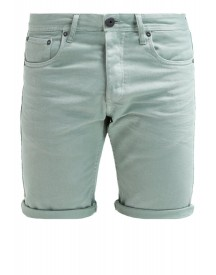 Jack & Jones Jjirick Jeans Shorts Granite Green afbeelding