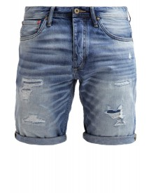 Jack & Jones Jjirick Jjoriginal Jeans Shorts Blue Denim afbeelding
