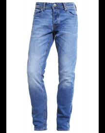 Jack & Jones Jjitim Jjoriginal Slim Fit Jeans Blue Denim afbeelding