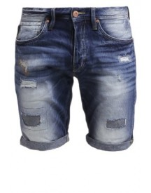 Jack & Jones Jjorrick Original  Jeans Shorts Blue Denim afbeelding