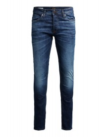 Jack & Jones Jjtim Slim Fit Jeans Blue afbeelding