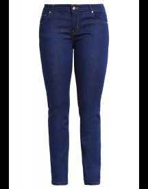 Jette Slim Fit Jeans Clean Blue Denim afbeelding