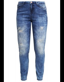 Junarose Jrfive Jul Slim Fit Jeans Medium Blue Denim afbeelding