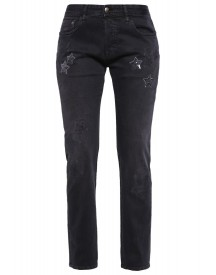 Just Cavalli Relaxed Fit Jeans Black afbeelding
