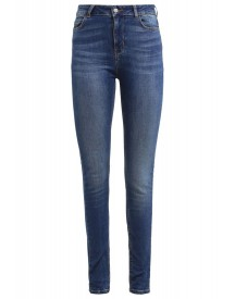 Kiomi January Jeans Skinny Fit Blue Denim afbeelding