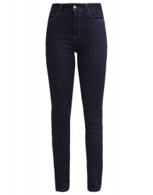 Kiomi January Jeans Skinny Fit Dark Blue Denim afbeelding