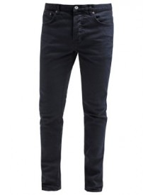 Knowledge Cotton Apparel Slim Fit Jeans Total Eclipse afbeelding