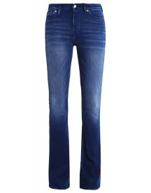 K.o.i Kings Of Indigo Marie Bootcut Jeans Dusty Blue afbeelding