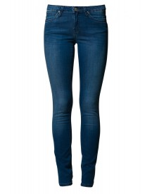 Lee Scarlett Slim Fit Jeans Silky Worn afbeelding