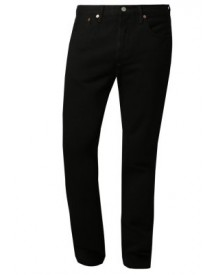 Levis® 501 Original Fit Straight Leg Jeans Black Denim afbeelding