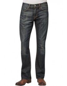 Levis® 527 Bootcut Bootcut Jeans Dusty Black afbeelding