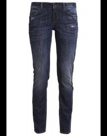 Liu Jo Jeans Bottom Up Magnetic Slim Fit Jeans Denim Blue afbeelding