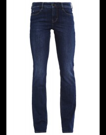 Mac Dream Flared Jeans Dark Blue Fresh Use afbeelding