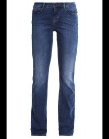 Mac Dream Straight Leg Jeans Mid Blue Basic Wash afbeelding