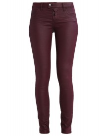 Mavi Adriana Slim Fit Jeans Bordeaux Jeather afbeelding