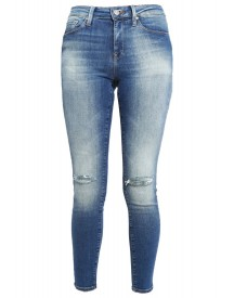 Mavi Alissa Slim Fit Jeans Blue Denim afbeelding