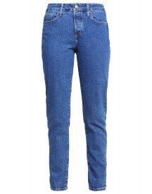 Mavi Cindy Relaxed Fit Jeans Stone Blue Denim afbeelding