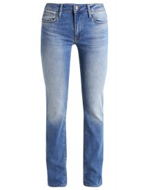 Mavi Olivia Straight Leg Jeans Shaded Stretch afbeelding