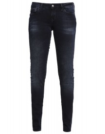 Mavi Serena Slim Fit Jeans Blueblack Denim afbeelding