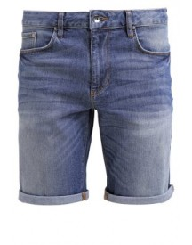 Minimum Samden Jeans Shorts Dark Blue afbeelding