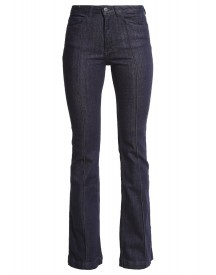 Minimum Valentina Flared Jeans Dark Blue afbeelding
