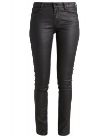 More & More Slim Fit Jeans Black afbeelding