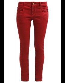 Mos Mosh Nelly Slim Fit Jeans Syrah Red afbeelding