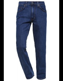 Mustang Big Sur Straight Leg Jeans Dark Blue Denim afbeelding