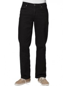 Mustang Big Sur Straight Leg Jeans Midnight Black afbeelding