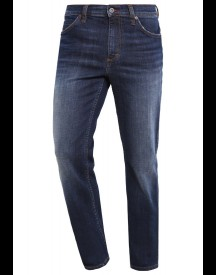 Mustang Jeans Tapered Fit Darkblue Denim afbeelding