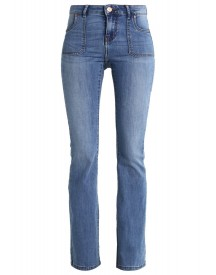 Noisy May Nmkimbra Bootcut Jeans Medium Blue Denim afbeelding