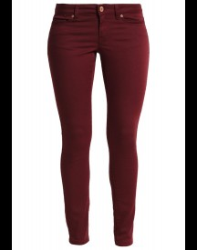Noisy May Petite Nmeve Slim Fit Jeans Decadent Chocolate afbeelding