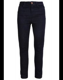 Noisy May Petite Nmlexi Slim Fit Jeans Dark Blue Denim afbeelding