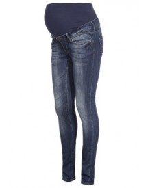 Noppies Holly Slim Fit Jeans Stone Wash afbeelding