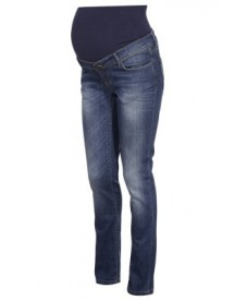 Noppies Monroe Straight Leg Jeans Stone Wash afbeelding
