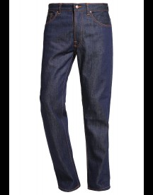 Nudie Jeans Leif Relaxed Fit Jeans Dry Authentique afbeelding