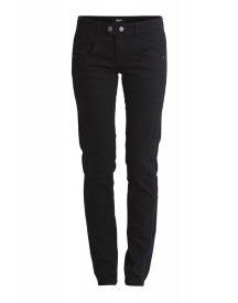 Object Objup Slim Fit Jeans Black afbeelding