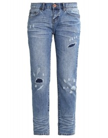 One Teaspoon Awesome Relaxed Fit Jeans Santa Cruz afbeelding